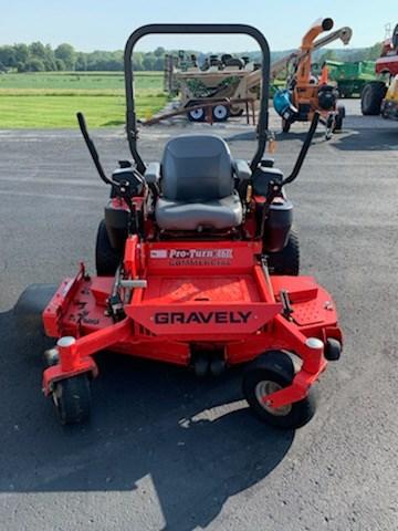 Gravely Pro Turn 460 Zero Turn Mower For Sale