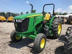 Tractor - Utility For Sale 2016 John Deere 5075M , 75 HP
