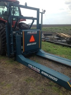 Cotton Equipment Handling and Transportation For Sale 2014 Amadas RMH1000
