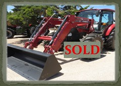 Tractor For Sale 2020 Case IH Farmall 110C , 90 HP