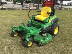 Zero Turn Mower For Sale 2010 John Deere Z925A , 27 HP