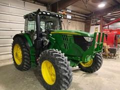Tractor For Sale 2018 John Deere 6145R , 145 HP