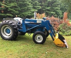 Tractor For Sale Ford 4000 , 55 HP