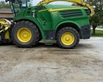 Forage Harvester-Self Propelled For Sale: 2015 John Deere 8600