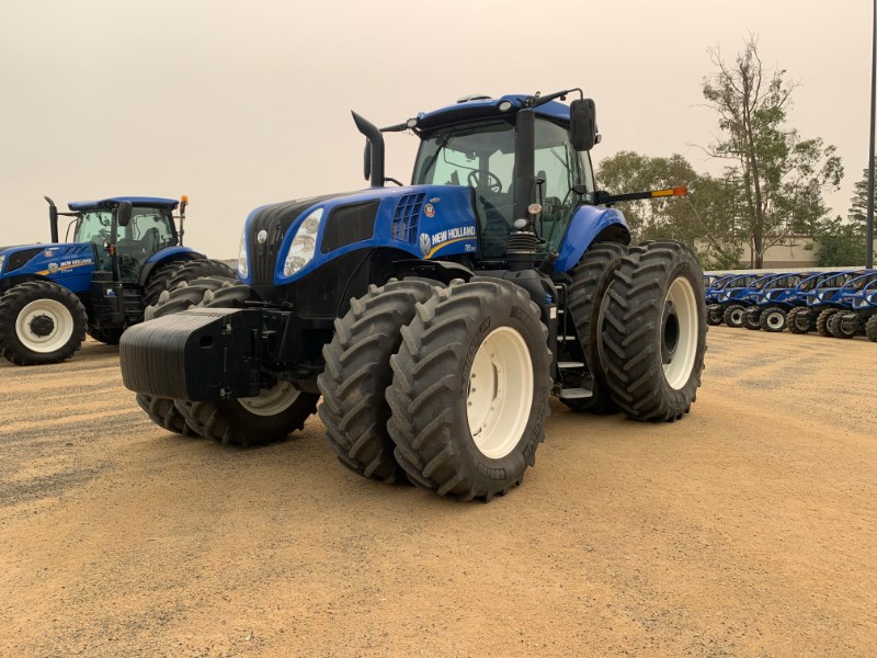 2020 New Holland T8.380 Tractor For Sale