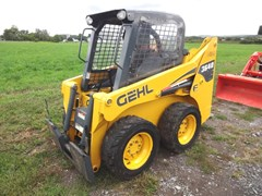 Skid Steer For Sale 2016 Gehl SL3640E , 35 HP