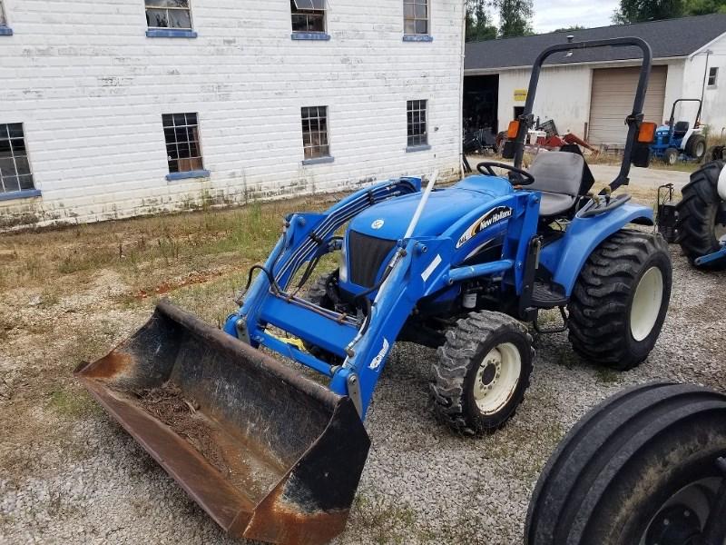2005 New Holland TC33DA Tractor For Sale