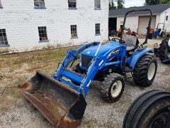 Tractor For Sale 2005 New Holland TC33DA , 33 HP