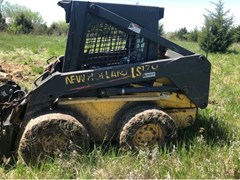 Skid Steer For Sale 2004 New Holland LS170