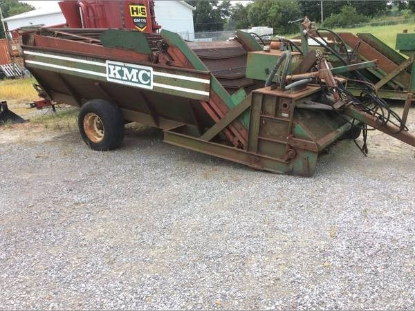 KMC 4250 Manure Spreader-Dry For Sale