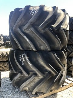 Wheels and Tires For Sale 2016 Goodyear LSW1250/35R46