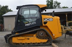 Skid Steer-Track For Sale 2014 JCB 260T