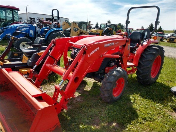 2015 Kubota MX5200DT Tractor For Sale