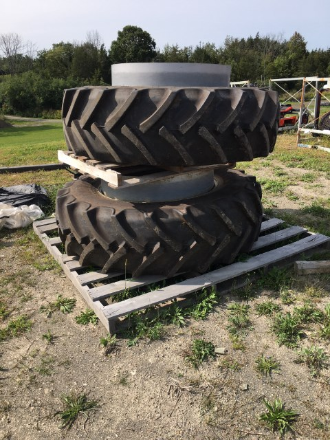 Misc 460/85R38 Wheels and Tires For Sale