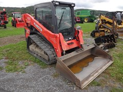 Skid Steer-Track For Sale 2018 Kubota SVL75-2HFWC , 74 HP