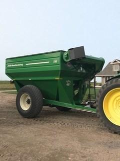 Grain Cart For Sale 2010 J & M 750-18