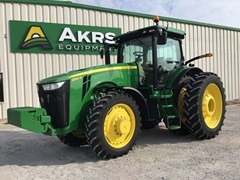 Tractor - Row Crop For Sale 2013 John Deere 8310R , 310 HP