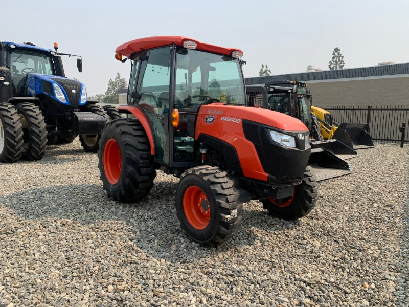 2021 Kubota MX6000 HST Tractor For Sale