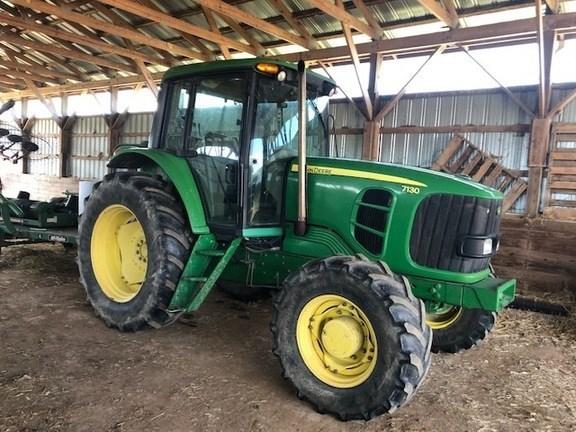 2009 John Deere 7130 Tractor - Row Crop For Sale