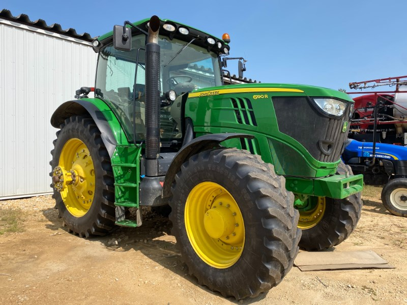 John Deere 6190R Tractor For Sale