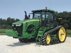 Tractor - Track For Sale 2015 John Deere 8370RT , 370 HP