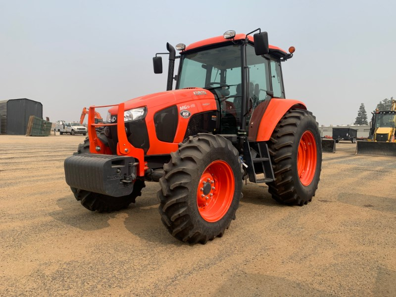 2020 Kubota M6S-111 Tractor For Sale