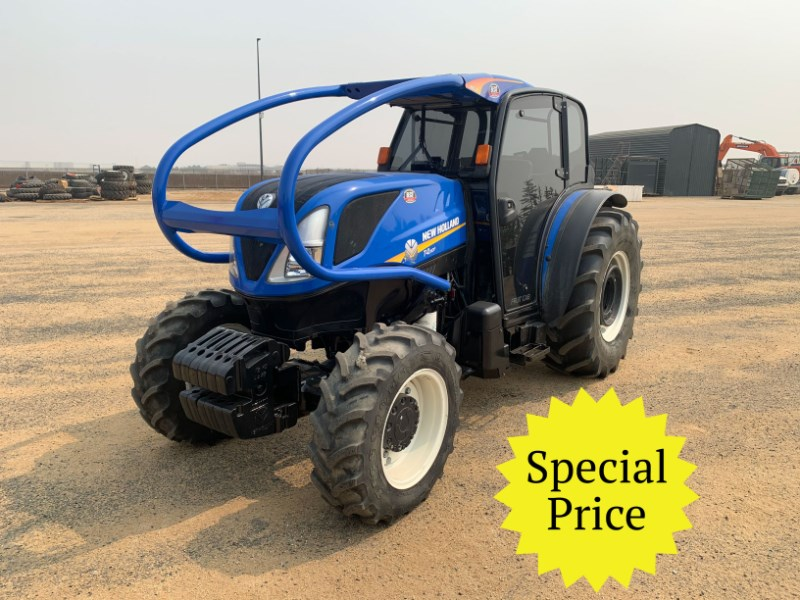 2019 New Holland T4.110 LPC Tractor For Sale
