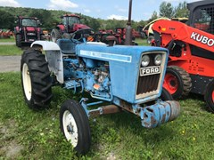 Tractor For Sale Ford 1900