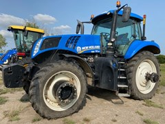 Tractor For Sale 2016 New Holland T8.380 , 311 HP