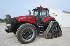 Tractor - Row Crop For Sale 2016 Case IH 380 CVT Rowtrac , 380 HP