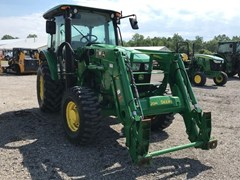 Tractor - Utility For Sale 2018 John Deere 5085E , 85 HP