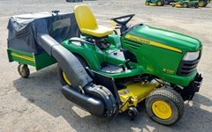 Lawn Mower For Sale 2009 John Deere X720 , 25 HP