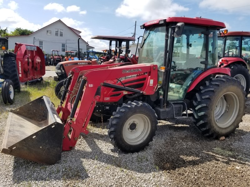 2013 Mahindra 6110 Tractor For Sale