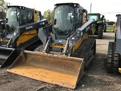Skid Steer-Track For Sale 2017 John Deere 333G