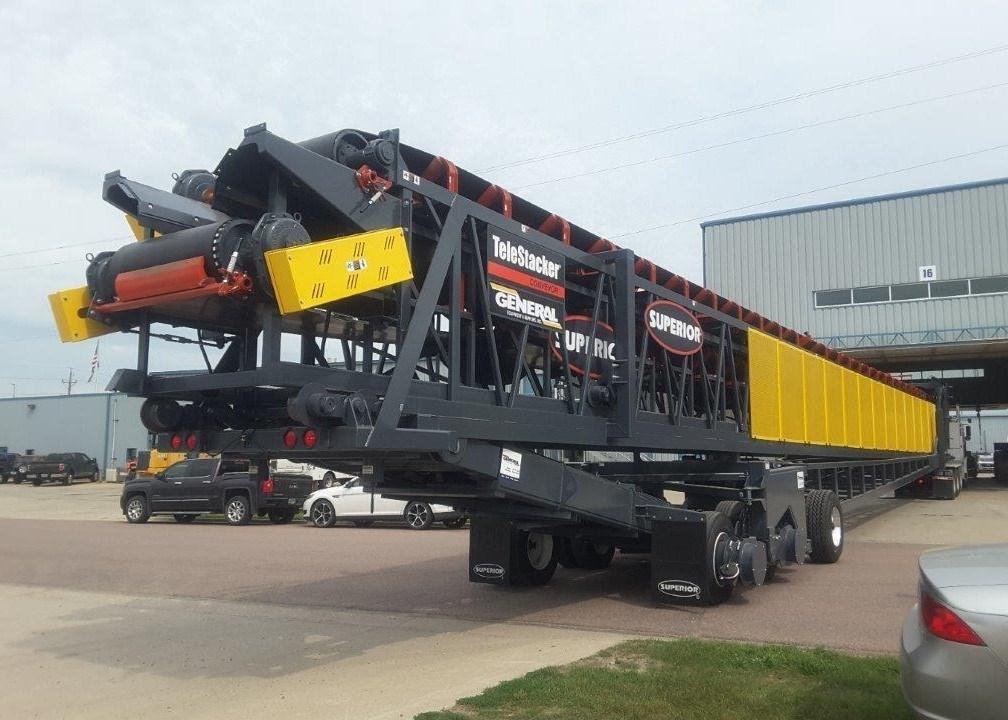 2020 Superior 42X170TSSA Conveyor - Stacking For Sale