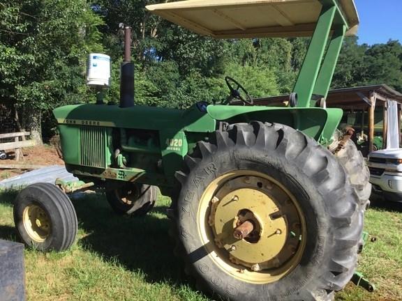 1968 John Deere 4020 Tractor - Row Crop For Sale