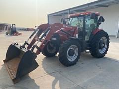Tractor For Sale 2009 Case IH Maxxum 140 , 140 HP
