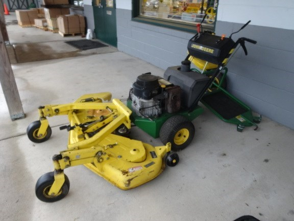 1994 John Deere 14HP COMM W/B MOWER Walk-Behind Mower For Sale