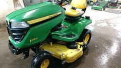 Lawn Mower For Sale 2015 John Deere X350 , 18 HP