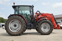 Tractor For Sale 2018 Massey Ferguson 6713 , 125 HP