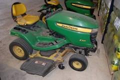 Riding Mower For Sale John Deere X324