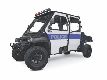 2020 John Deere Police UTV Utility Vehicle For Sale