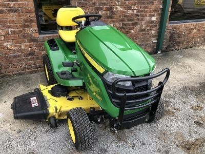 2019 John Deere X380 Riding Mower For Sale