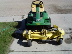 Riding Mower For Sale 1996 John Deere f525