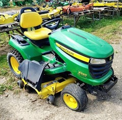 Lawn Mower For Sale 2008 John Deere X540 , 25 HP
