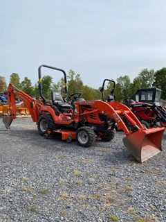 Tractor For Sale:   Kubota BX24