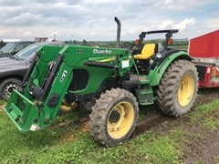 Tractor - Utility For Sale 2007 John Deere 5625 , 81 HP