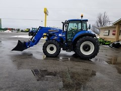 Tractor For Sale 2020 New Holland T5.120 , 117 HP