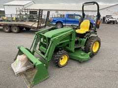 Tractor - Compact Utility For Sale 2003 John Deere 4115 , 24 HP