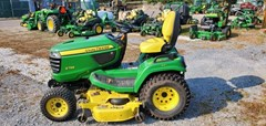 Riding Mower For Sale:  2014 John Deere X758 , 24 HP